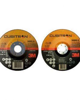 3M™ Cubitron™ II Tarcza do szlifowania, 180 mm x 7,0 mm x 22,23 mm / 94000-Q