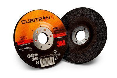 3M™ Cubitron™ II Tarcza do szlifowania, 230 mm x 7,0 mm x 22,23 mm / 93999-Q