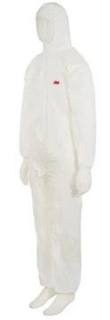 3M™ Kombinezon ochronny 4510, kategoria III, biały, type 5/6, rozmiar XL