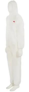 3M™ Kombinezon ochronny 4515, kategoria III, biały, type 5/6, rozmiar XL
