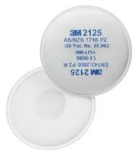 3M™ 2125 Filtr przeciwpyłowy, P2 R, 2125
