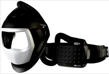 3M™ Speedglas™ Przyłbica spawalnicza 9100 FX Air z systemem 3M™Adflo™ z wymuszonym przepływem powietrza, 567700