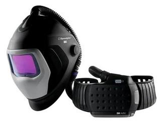 3M™ Speedglas™ Przylbica spawalnicza 9100 AIR z filtrem XXi z  z ADFLO (z torbą)