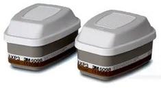 3M™ Filtropochłaniacz 6098 AXP3 przeciw pyłom i parom organicznym o temperaturze wrzenia poniżej 65ºC