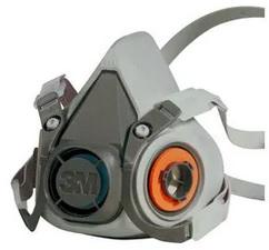 3M™ 6200 Półmaska wielokrotnego użytku, rozmiar: M średni