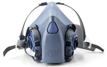 3M™ 7502 Półmaska wielokrotnego użytku, rozmiar: M średni