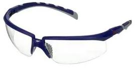 Okulary ochronne 3M™ Solus™ 2000, niebiesko/szare zauszniki, K, bezbarwne soczewki, S2001ASP-BLU-EU