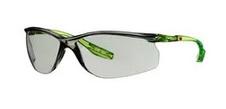 Okulary ochronne 3M™ Solus™ CCS, limonkowe zauszniki, powłoka odporna na zaparowanie/zarysowanie Scotchgard™, KN, szare soczewki I/O, SCCS07SGAF-GRN-EU
