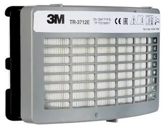 3M™ Filtr czastek do jednostki napedowej Versaflo™ TR-3712E