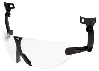 Okulary ochronne 3M™ zintegrowane z hełmem, bezbarwne, V9C